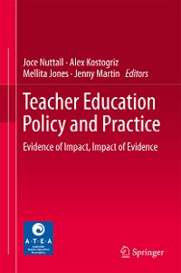 Cover Teacher Education Policy and Practice