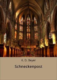 Cover Schneckenpost