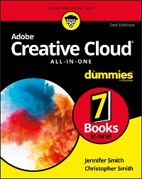 Cover Adobe Creative Cloud All-in-One For Dummies