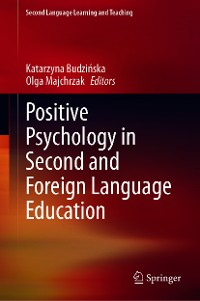 Cover Positive Psychology in Second and Foreign Language Education