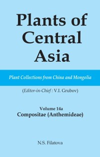 Cover Plants of Central Asia - Plant Collection from China and Mongolia Vol. 14A