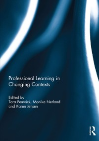Cover Professional Learning in Changing Contexts