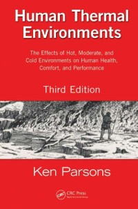 Cover Human Thermal Environments