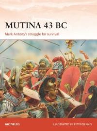 Cover Mutina 43 BC
