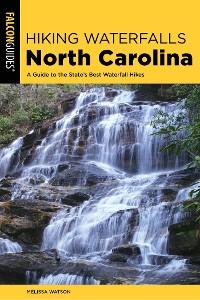 Cover Hiking Waterfalls North Carolina