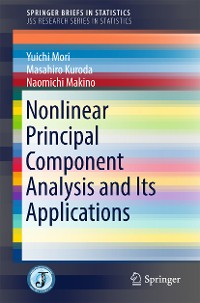 Cover Nonlinear Principal Component Analysis and Its Applications