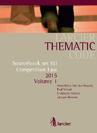 Cover Sourcebook on EU Competition Law
