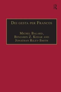 Cover Dei gesta per Francos