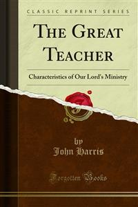 Cover The Great Teacher