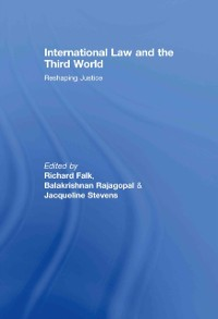 Cover International Law and the Third World
