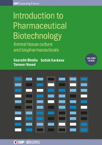 Cover Introduction to Pharmaceutical Biotechnology, Volume 3