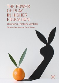 Cover The Power of Play in Higher Education