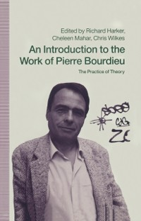 Cover Introduction to the Work of Pierre Bourdieu