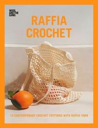 Cover Raffia Crochet