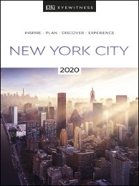 Cover DK Eyewitness Travel Guide New York City