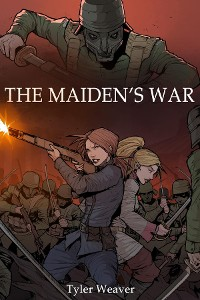 Cover The Maiden's War