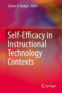 Cover Self-Efficacy in Instructional Technology Contexts