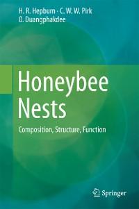 Cover Honeybee Nests