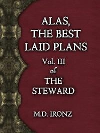 Cover ALAS, THE BEST LAID PLANS