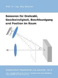 Cover Sensoren für Drehzahl, Geschwindigkeit, Beschleunigung und Position im Raum
