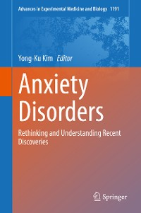 Cover Anxiety Disorders