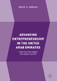 Cover Advancing Entrepreneurship in the United Arab Emirates