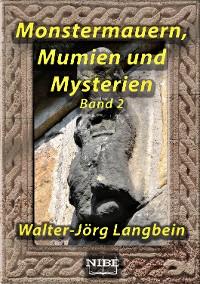 Cover Monstermauern, Mumien und Mysterien Band 2