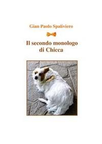 Cover Il secondo monologo di Chicca