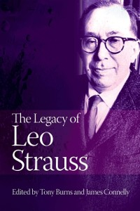 Cover Legacy of Leo Strauss