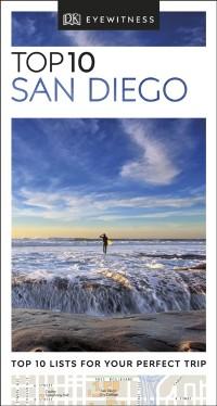 Cover DK Eyewitness Top 10 San Diego