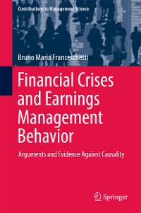 Cover Financial Crises and Earnings Management Behavior