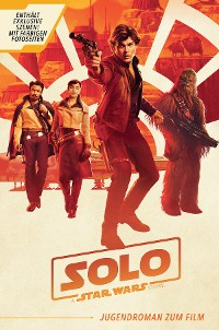 Cover Star Wars: Solo