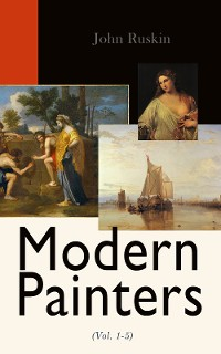 Cover Modern Painters (Vol. 1-5)