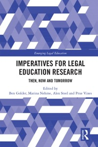 Cover Imperatives for Legal Education Research