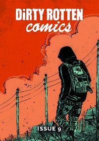 Cover Dirty Rotten Comics #9 (British Comics Anthology)