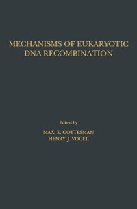 Cover Mechanisms of Eukaryotic DNA Recombination