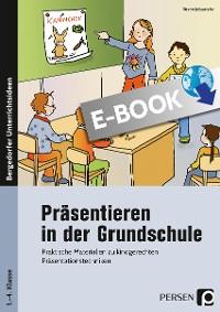 Cover Präsentieren in der Grundschule