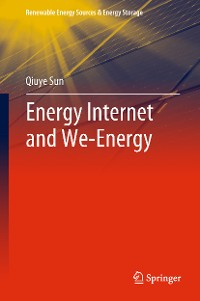 Cover Energy Internet and We-Energy