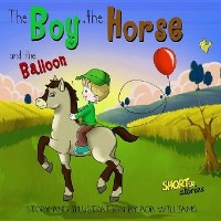 Cover Boy, the Horse, and the Balloon