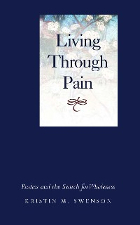 Cover Living Through Pain