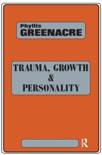 Cover Trauma, Growth and Personality