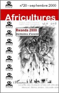 Cover Rwanda 2000 : memoires d'avenir
