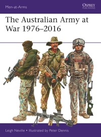 Cover Australian Army at War 1976 2016