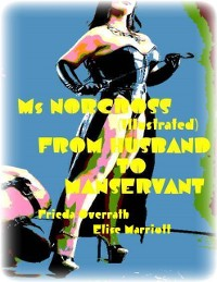 Cover Ms Norcross (Illustrated) - From Husband to Manservant