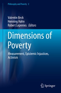 Cover Dimensions of Poverty