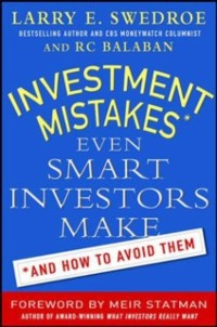 Cover Investment Mistakes Even Smart Investors Make and How to Avoid Them