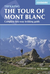 Cover Tour of Mont Blanc