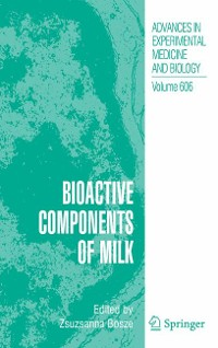 Cover Bioactive Components of Milk