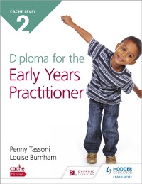 Cover CACHE Level 2 Diploma for the Early Years Practitioner