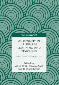 Cover Autonomy in Language Learning and Teaching